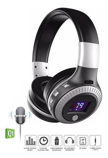 Auricular Zealot B19 Bluetoth Radio Micro Sd Microfono