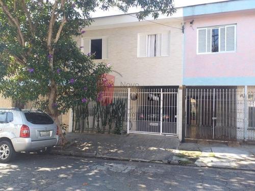 Imagem 1 de 15 de Sobrado - Vila Bertioga - Ref: 7344 - V-7344