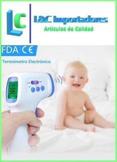 Termometro Infrarojo, Ce+fda+patente Usa