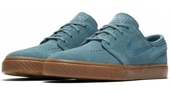Zapatillas Nike Sb Stefan Janoski Noise Acqua 420 Talle 36