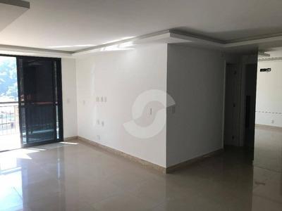 Apartamento Residencial À Venda, Vital Brasil, Niterói. - Ap5796