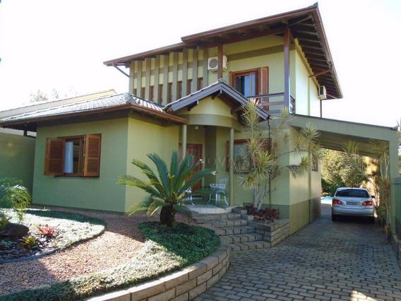 Casa Residencial À Venda, Centro, Dois Irmãos - Ca0871. - Ca0871