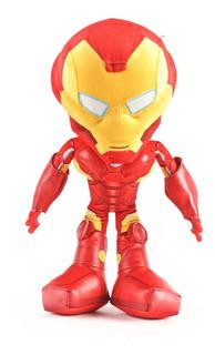 Peluche Avengers Iron Man Marvel Wabro 40 Cm