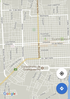 En Gualeguaychú