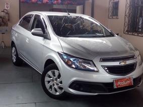 Chevrolet Prisma Lt 1.4 Flex / Completo My Link 2014 Prata