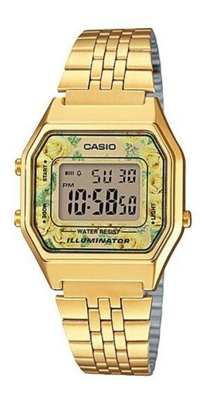 Relógio Casio Feminino Vintage La680wga-9cdf C/ Nota Fiscal
