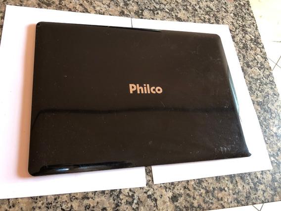 Carcaça Completa Notebook Philco Phn-14103 Original Cod.239