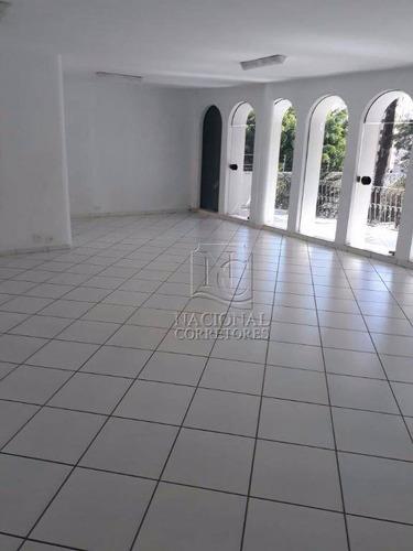 Casa Comercial Para Locação, Centro, Santo André. - Ca1997
