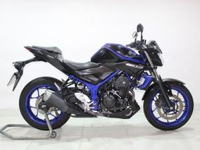 Yamaha Mt 03 Abs 2019 Azul
