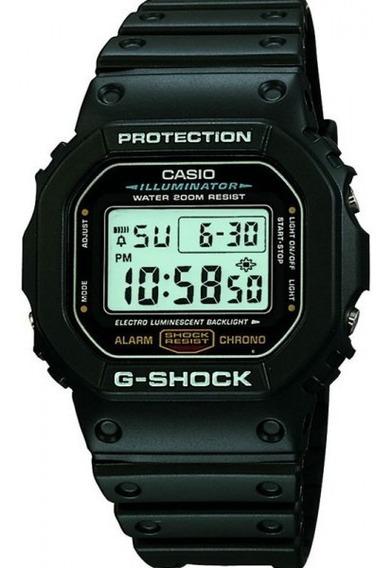 Relógio Casio G-shock Dw-5600e-1vdf Nota Fiscal Frete Grátis