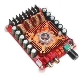 Amplificador De Audio Tda7498e 2x160w Potencia
