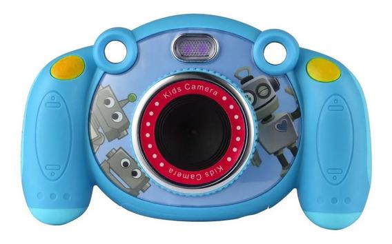 Câmera Digital Kids Criança Foto E Gravação De Videos Selfie