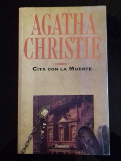 Libro, Cita Con La Muerte