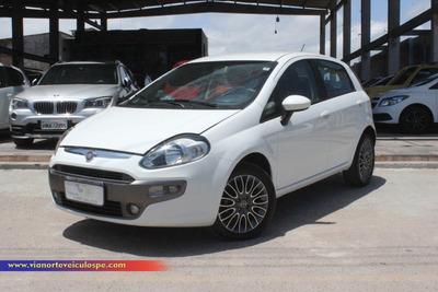 Fiat Punto Essenc 1.6 16v Branco 2015 57300km