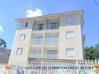 Apartamento Com 3 Dormitórios À Venda, 77 M² Por R$ 270.000,00 - Vila Dos Andrades - Carapicuíba/sp - Ap0008