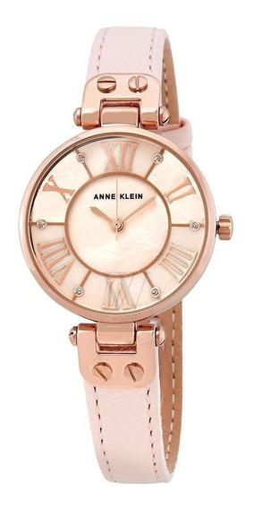 Lindo Relógio Anne Klein - Modelo Ank - 2718 Rgpk