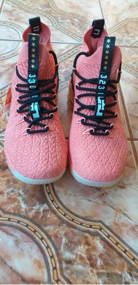 Tênis Nike Lebron James 15 Basquete Pronta Entrega