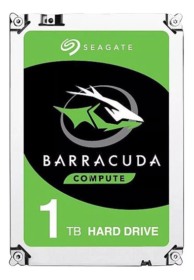 Hd Seagate Barracuda 1tb 7200rpm Cache 64mb Sata 3