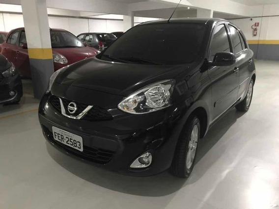 Nissan March 2018 1.6 16v Sv Aut. 5p