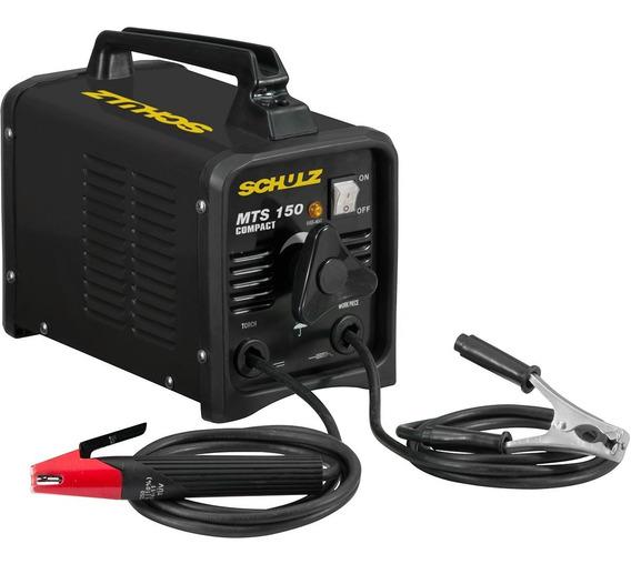 Maquina De Solda 150a / - Mts150 Compact - Schulz 220