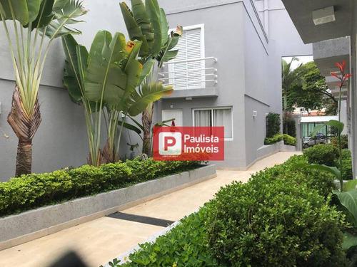 Imagem 1 de 19 de Sobrado Com 2 Dormitórios À Venda, 110 M² Por R$ 530.000,00 - Jardim Marajoara - São Paulo/sp - So4597