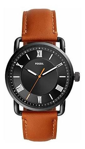 Fossil Copeland - Reloj De Cuarzo Para Hombre, Acero Inoxid