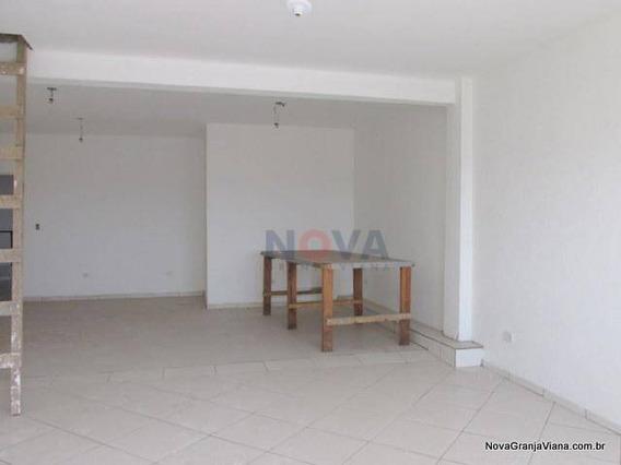 Sala Comercial Para Locação, Jardim Nossa Senhora De Fátima, Jandira - Sa0090. - Sa0090