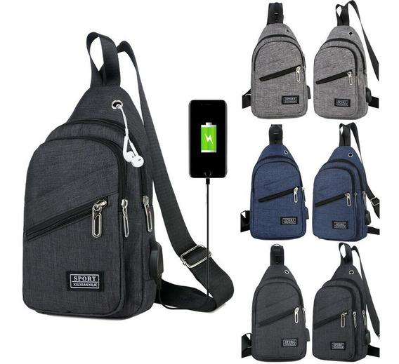 Mini Bolsa Shoulder Bag + Fone De Ouvido Incluso Lançamento