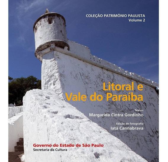 Livro - Litoral E Vale Do Paraíba