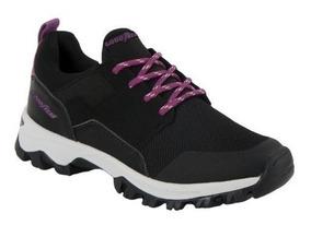Tenis Sport Para Caminar Goodyear Negro Suela Confort 185856