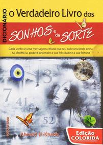 Dicionário: O Verdadeiro Livros Dos Sonhos E Da Sorte (capa