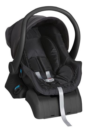 Bebê Conforto Galzerano Carro Veículo Cocoon Preto + Base
