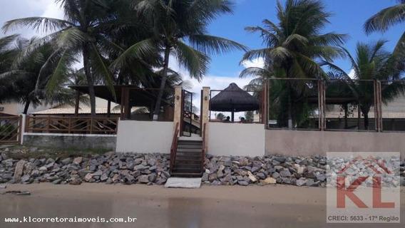 Casa Em Condomínio Para Venda Em Nísia Floresta, Centro, 4 Dormitórios, 1 Suíte, 2 Banheiros, 3 Vagas - Kc 0145