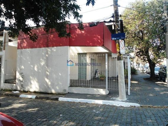 Casa Comercial No Planalto Paulista - Bi12115