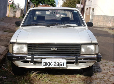Ford Corcel 2 Ldo 1982 Gasolina