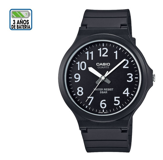 Reloj Casio Core Mw-240-1b