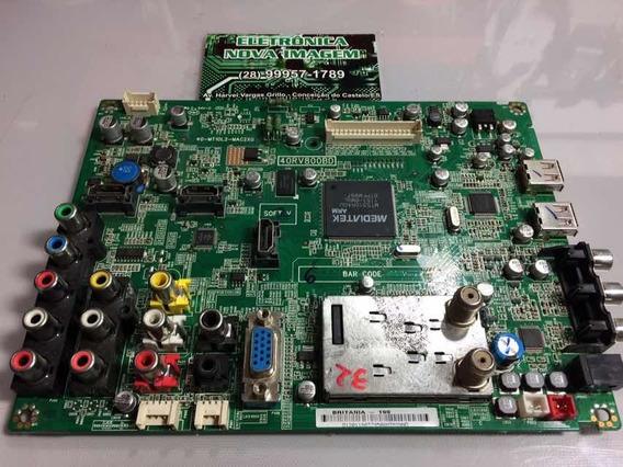 Placa Principal Tv Philco Ph32m4 Lcd