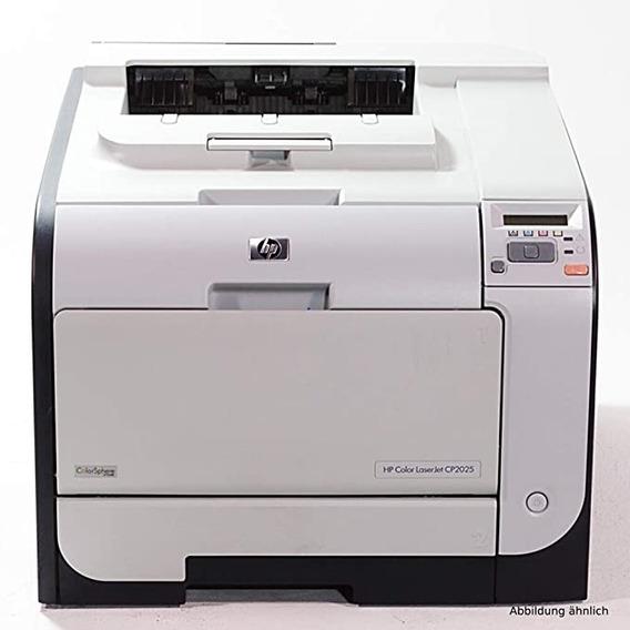 Impressora Hp Color Laserjet Cp2025 Pronta Entrega