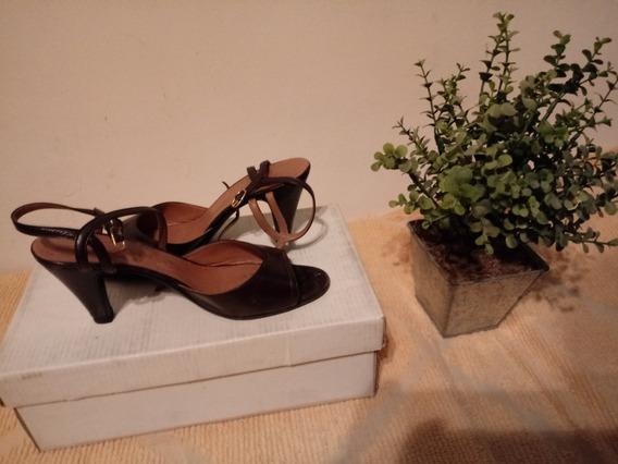 Sandalias De Tango Aldana Cabritilla - 4 Modelos - Talle 35