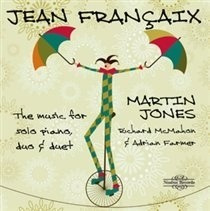 Cd Jean Français - The Music For Solo Piano Duo/duet