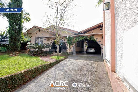 Acrc Imóveis - Casa Comercial Para Aluguel No Bairro Itoupava Seca Com 04 Salas - Ca00952 - 33818634