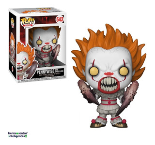 Pennywise With Spider Legs Funko Pop It Payaso Eso