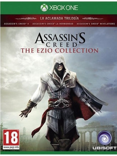 Assassins Creed The Ezio Collection Offline Xbox One