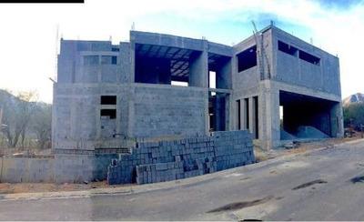 Venta Casa Zona Sur Hacienda Santa Anita Obra Negra