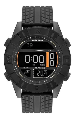 Relógio Mormaii Action Masculino Mo5334aa/8p