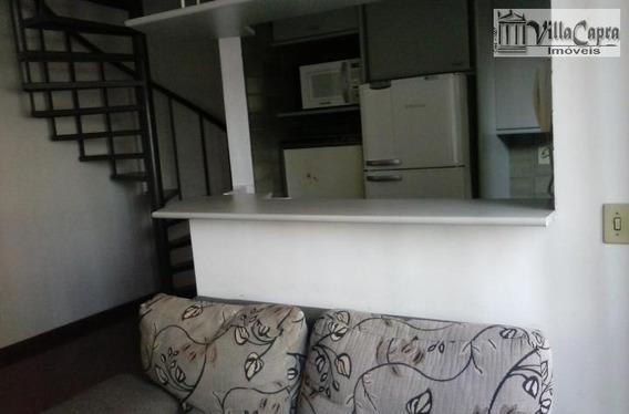 Apartamento Para Venda Em São José Dos Campos, Vila Adyana, 1 Dormitório, 1 Suíte, 2 Banheiros, 1 Vaga - 841v
