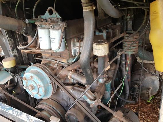 Motor Scania 112hs Completo Com Baixa