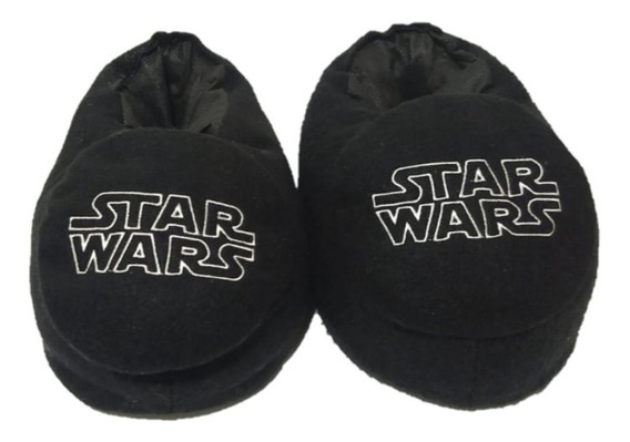 Pantuflas De Star Wars !!