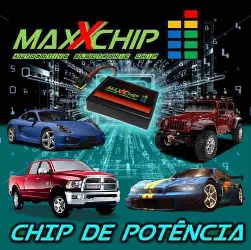 Chip De Potência Maxxchip - Honda Civic Fit - Frete Grátis
