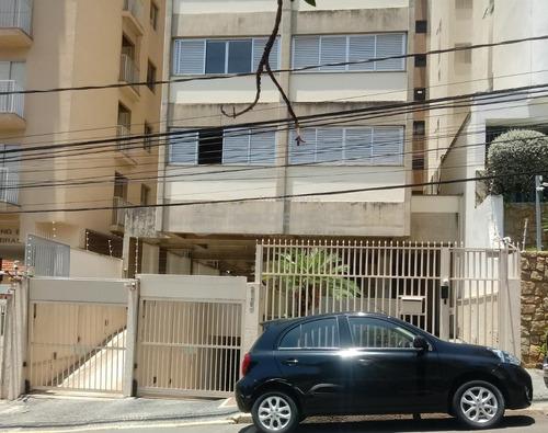 Apartamento À Venda Em Cambuí - Ap012835